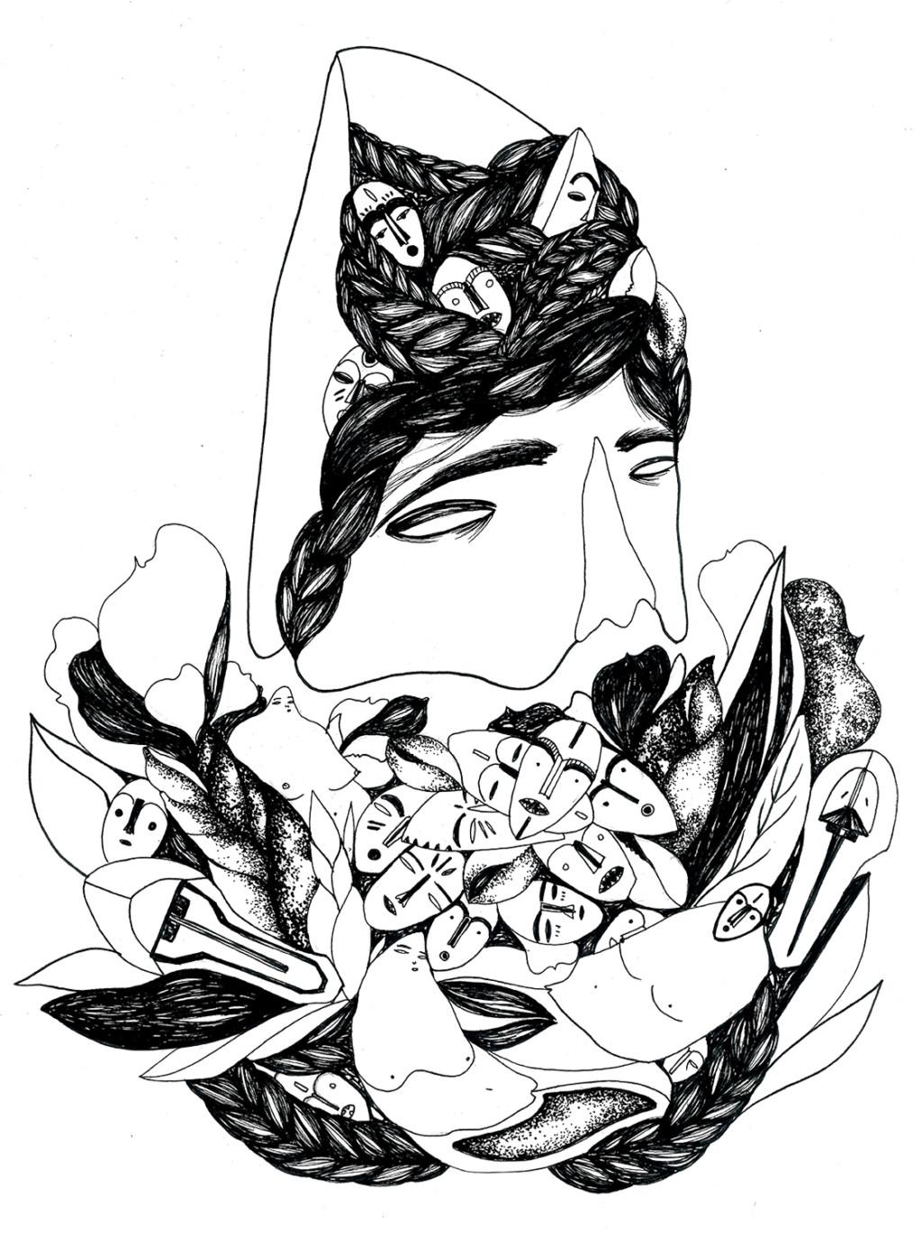 Elke Foltz / Illustration LE NID
