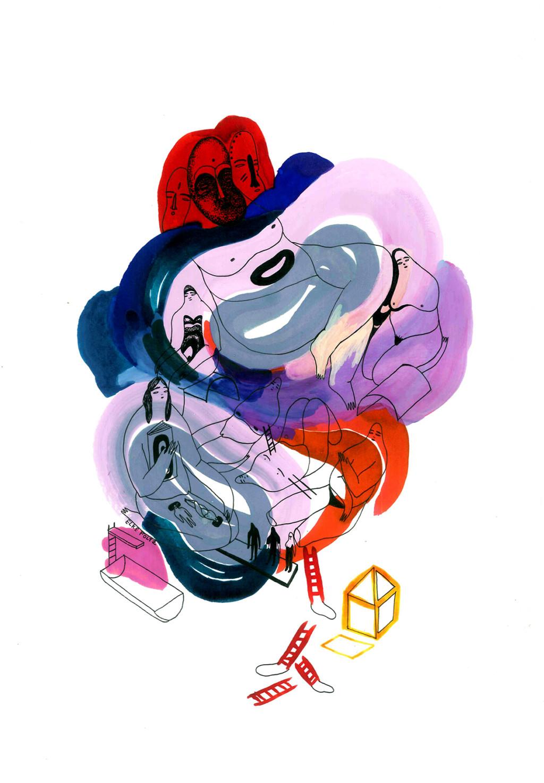 Elke Foltz / Illustration PLAYGROUND