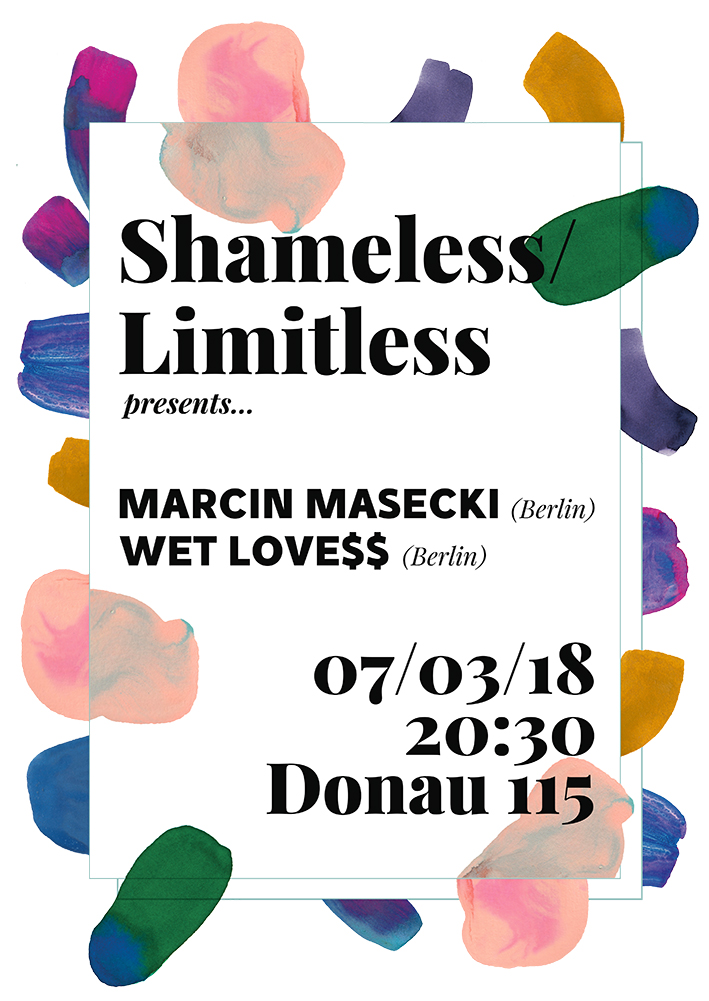 Elke Foltz / Illustration SHAMELESS / LIMITLESS